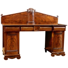 English Regency Sideboard in Mahogany, circa 1820