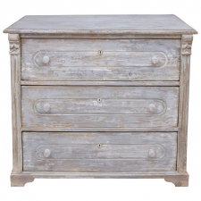Painted 19th Century Austrian Chest of Drawers
