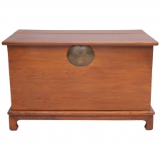 19th Century Chinese Camphor Storage Chest