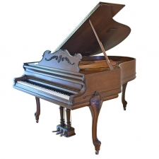 Louis XV Style Kranich and Bach Baby Grand Piano, circa 1903