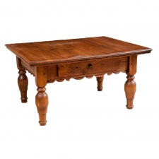 Alpine Coffee Table in Oak, c. 1890