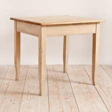 Biedermeier Table in Pine, c. 1820