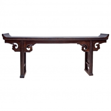 19th Century Qing Altar Table from Shanxi Province