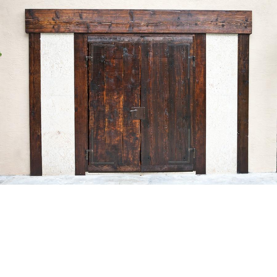 Custom Millwork - Barn Doors (Exterior)  sc 1 st  Bonnin Ashley Antiques & Custom Millwork - Barn Doors (Exterior) - Bonnin Ashley Antiques ...