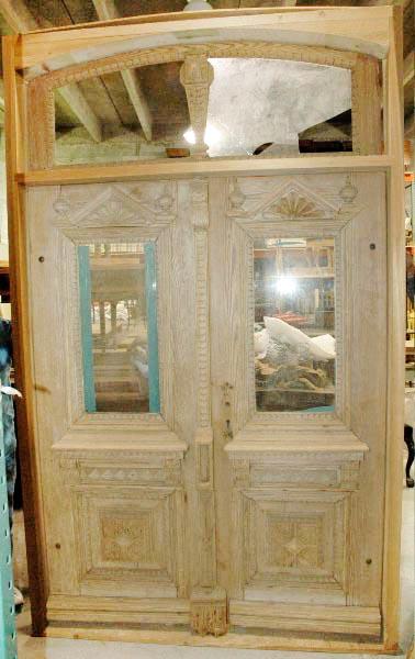 Custom Millwork - Antique Gründerzeit Doors c.1880 & Custom Millwork - Antique Gründerzeit Doors c.1880 - Bonnin ...