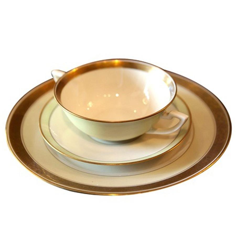 Royal Copenhagen \ Dagmar\  Dinnerware Service for 12  sc 1 st  Bonnin Ashley Antiques & Royal Copenhagen \