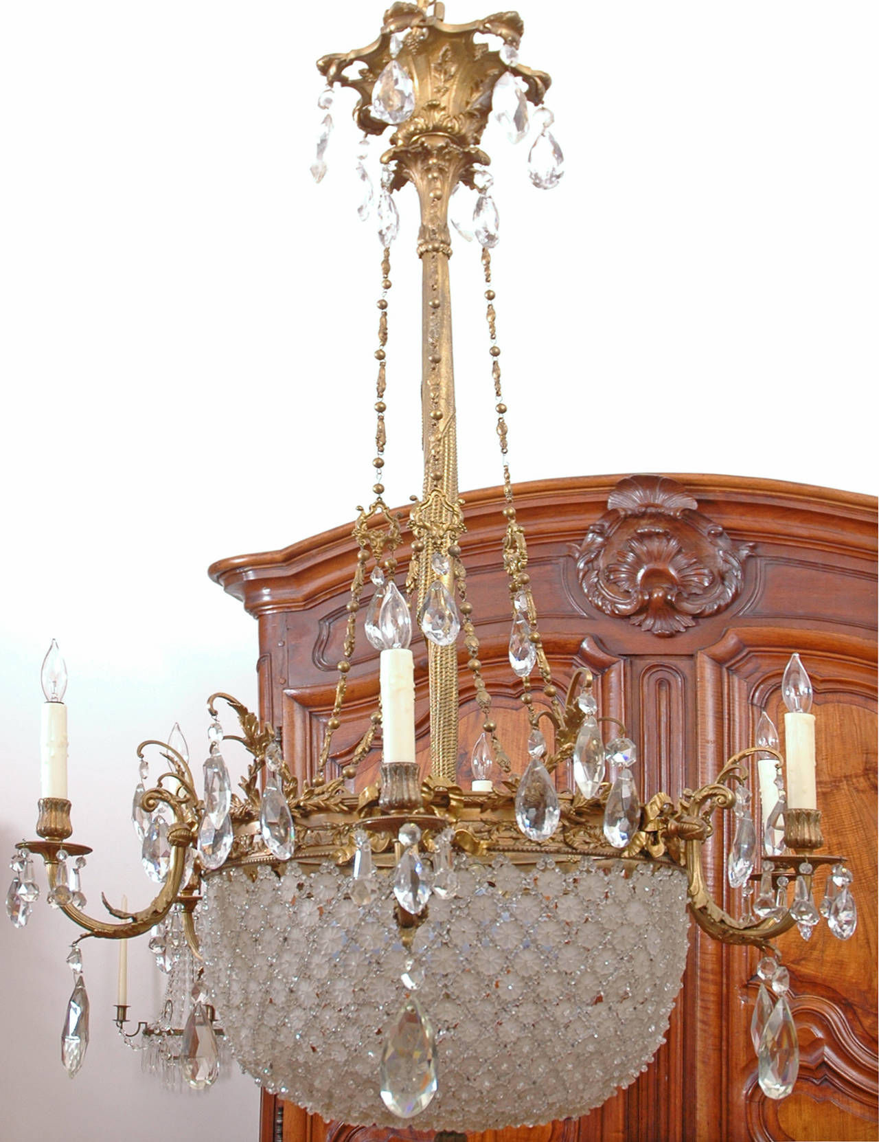 decor chandeliers pinterest home crystal large chandelier beautiful pin