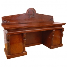 French Charles X Sideboard in Mahogany, c. 1830