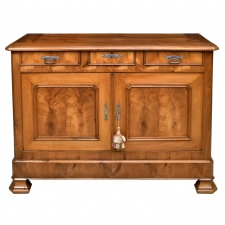 French Louis Philippe Buffet or Cabinet in Cherrywood, circa 1840