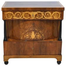 figured zoom from fruitwood chest large of antique made drawersz it loading drawers drawer welsh