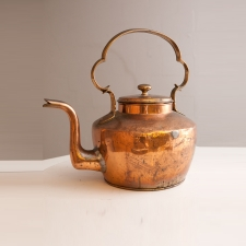 Copper Pot with Lid