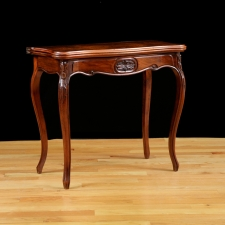 French Louis Philippe Game Table, circa 1830