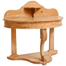 English Washstand in Pine, c. 1880